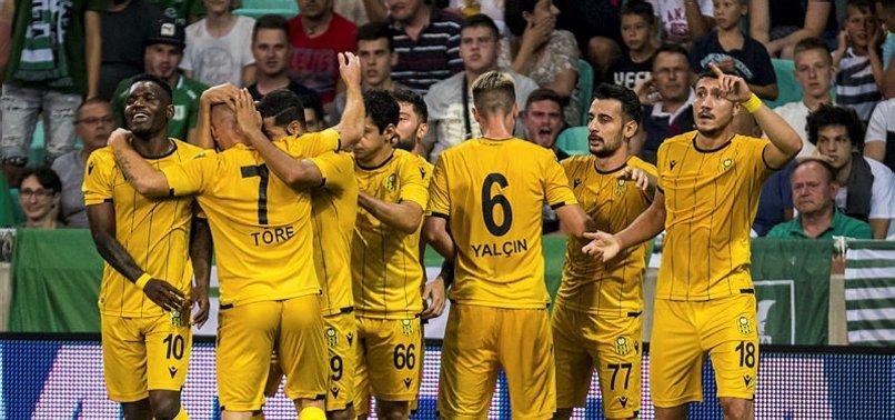 Malatyaspor UEFA'da hedefine bir adım daha yaklaştı