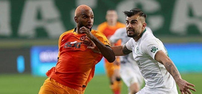 Son dakika spor haberi: Konyaspor'da 2 isim Galatasaray maçında cezalı!
