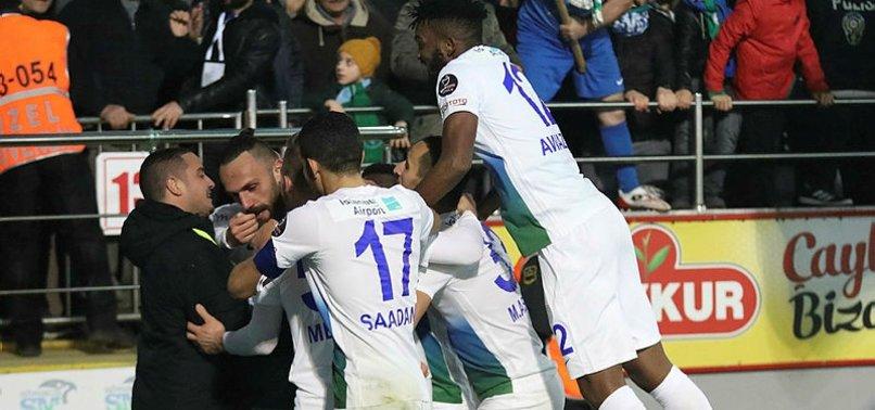 Fenerbahçe'yi de yeneceğimize inanıyorum