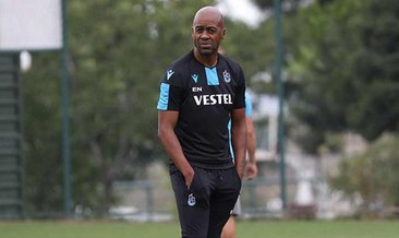 Trabzonspor Eddie Newton ile devam edecek!