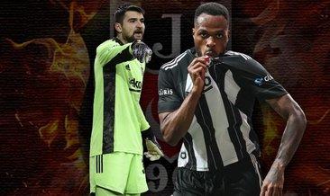 Ersin ve Larin'in bonservisleri belirlendi! Beşiktaş'ın istediği rakam...