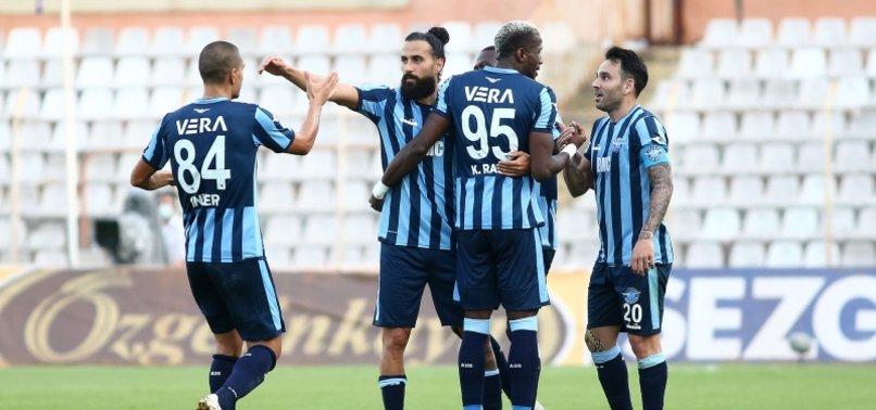 TFF 1. Lig: Adana Demirspor 4-2 Ümraniyespor | MAÇ SONUCU