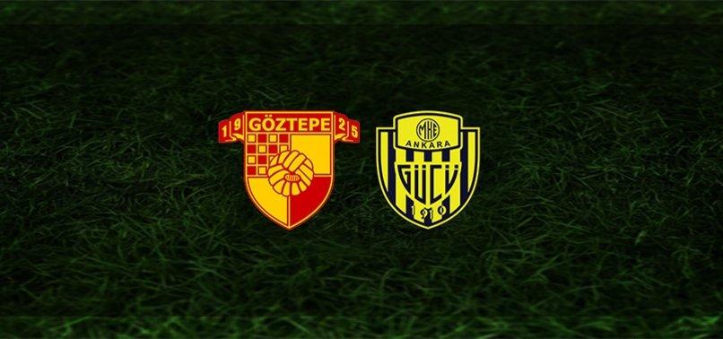 Göztepe - MKE Ankaragücü maçı ne zaman, saat kaçta ve hangi kanalda? | Süper Lig