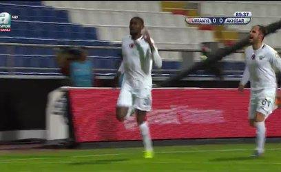 Ümraniyespor 0-1 Akhisarspor