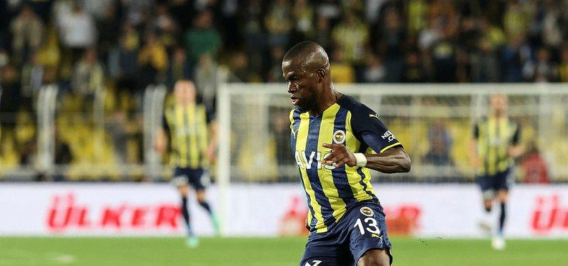 Fenerbahçe'de Enner Valencia Trabzonspor maçında oynayacak mı?