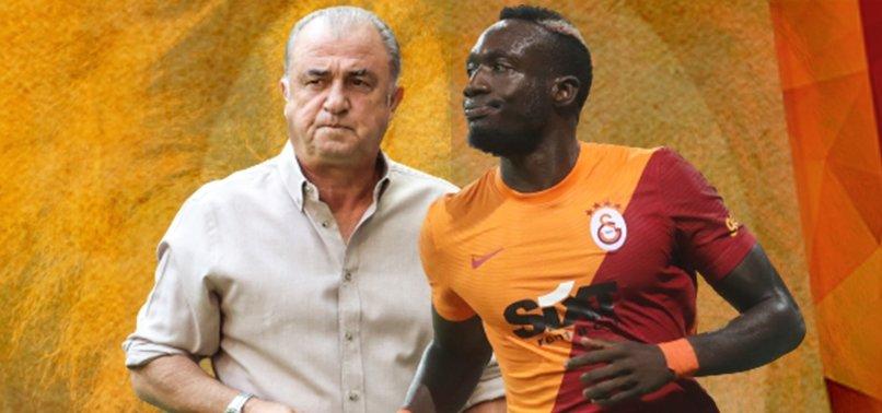 Galatasaray'da Mbaye Diagne'nin Fatih Terim'den neden kesik yediği belli oldu!
