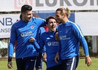 Trabzonsporda kale Uğurcan Çakırın!