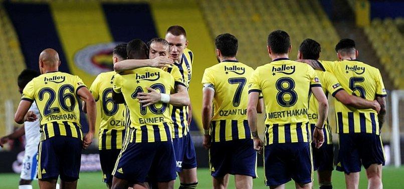 Fenerbahçe 3-1 BB Erzurumspor (MAÇ SONUCU-ÖZET)