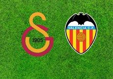 Galatasaray hazırlık maçında Valenciayla karşılaşıyor