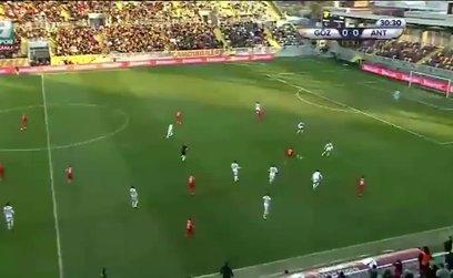 Göztepe 2 - 2 Antalyaspor | MAÇ ÖZETİ