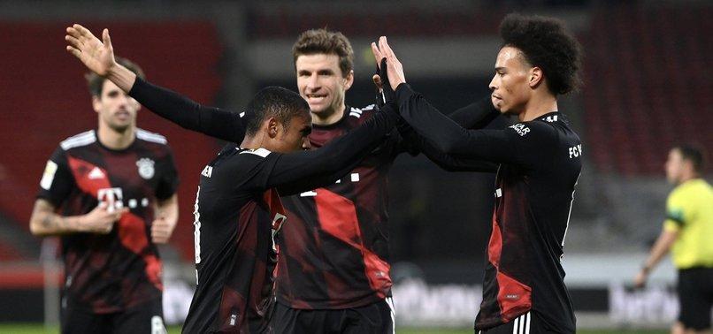 Stuttgart 1-3 Bayern Münih (MAÇ SONUCU - ÖZET)