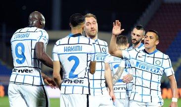 Inter şampiyonluğa gidiyor!