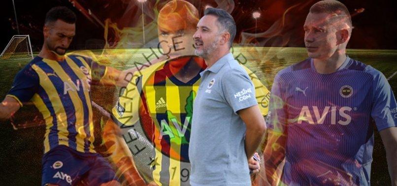 Fenerbahçe Teknik Direktörü Vitor Pereira savunma 3'lüsünü arıyor!