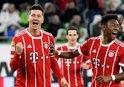 Bayern Münih son nefeste