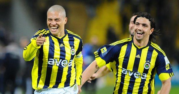 Alex Fenerbahçe'nin menajerlik teklifine yanıt verdi!