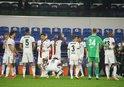 Beşiktaş'ın G.Saray maçı kadrosu açıklandı! 5 isim derbide yok