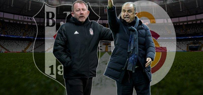 Süper Lig'de sahne devlerin! İşte Beşiktaş - Galatasaray derbisinin 11'leri