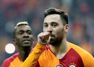 Galatasarayda Sinan Gümüşe sürpriz talip!