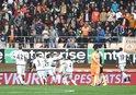 Konyaspor, Alanya deplasmanında güldü