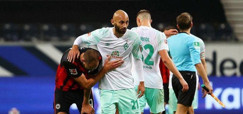 Eintracht Frankfurt 1-1 Werder Bremen | MAÇ SONUCU