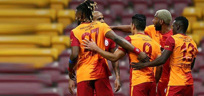 Galatasaray'ın golü VAR'dan döndü!