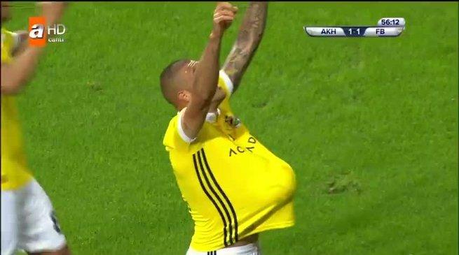 T.M Akhisarspor: 1 - Fenerbahçe: 1