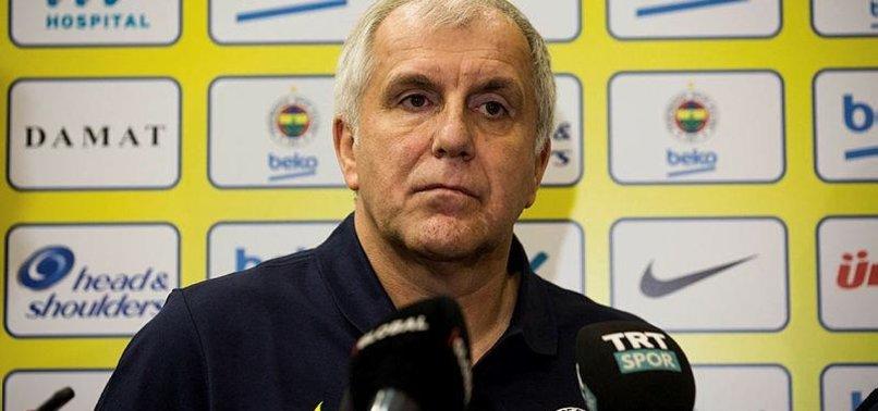 Zeljko Obradovic'ten transfer açıklaması