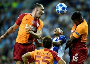 Galatasaray Avrupada 277.randevuda