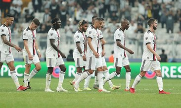Beşiktaş Devler Ligi'ne mağlubiyetle başladı!