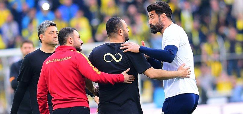 Olay kavganın ardından Hasan Şaş'tan Volkan'a flaş sözler! Küfür...