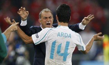 Arda Turan'dan EURO 2008'li Fatih Terim paylaşımı