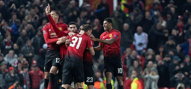 Manchester United Avrupa'da başka