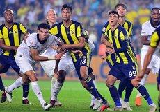 Fenerbahçe, yenilmezlik serisini sürdürdü