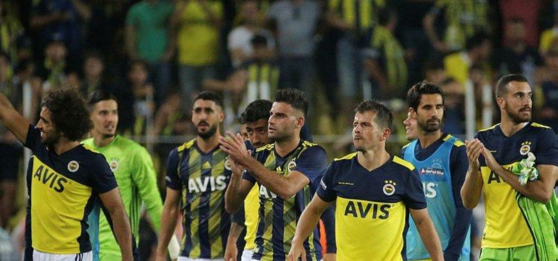 Süper Lig'de haftanın 11'ine Fenerbahçe damgası!