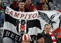 Gurbetçiler Beşiktaşı yalnız bırakmadı