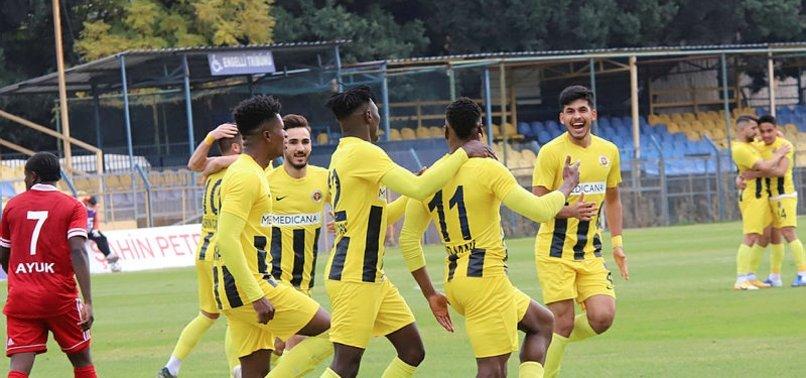 Menemenspor 2-1 Ankaraspor MAÇ SONUCU-ÖZET