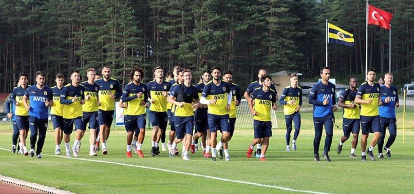 Fenerbahçe 5 ayrılığı birden açıkladı!