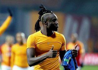 Galatasaray'ın golcüsü Diagne'ye tepkiler çığ gibi büyüyor!