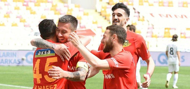Yeni Malatyaspor 2-1 Ankaragücü (MAÇ SONUCU - ÖZET)