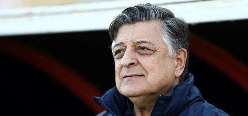 Adana Demirspor'daYılmaz Vuraldönemi sona erdi