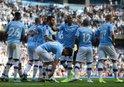 Manchester City Watford'u darmadağın etti!