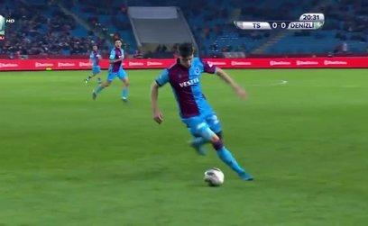 Trabzonspor  1-0 Denizlispor