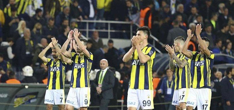 Fenerbahçe'de galibiyet zamanı