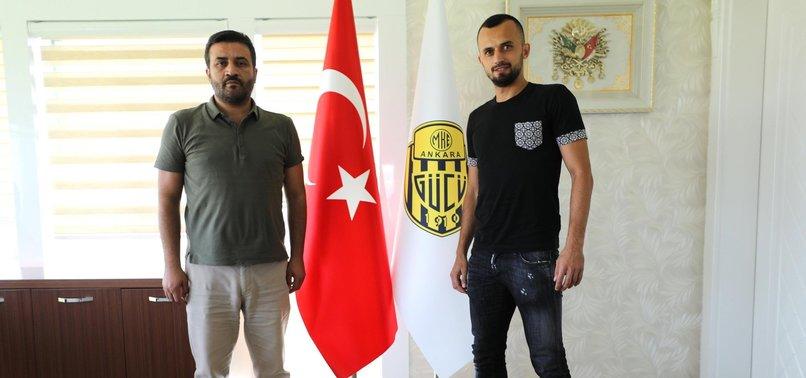 Ankaragücü'nde İlhan Parlak ile yollar ayrıldı