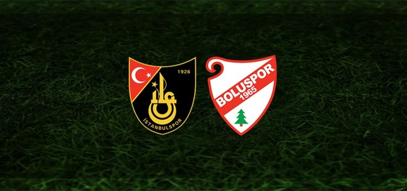 İstanbulspor - Boluspor maçı ne zaman, saat kaçta ve hangi kanalda?   TFF 1. Lig