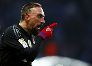Galatasaraydan Riberye ret!