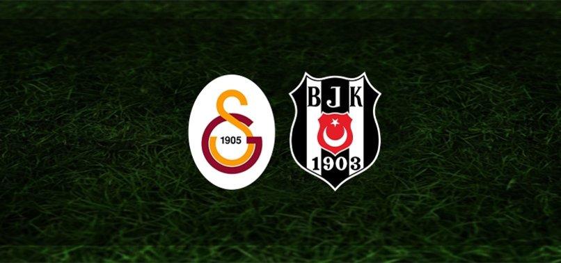 Dev derbi! Galatasaray - Beşiktaş maçı ne zaman, saat kaçta ve hangi kanalda? | Süper Lig