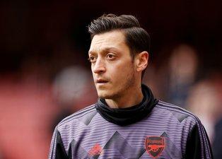 Mesut Özil Fenerbahçe'ye transfer olmak için Arsenal'den alacaklarını bırakacak!