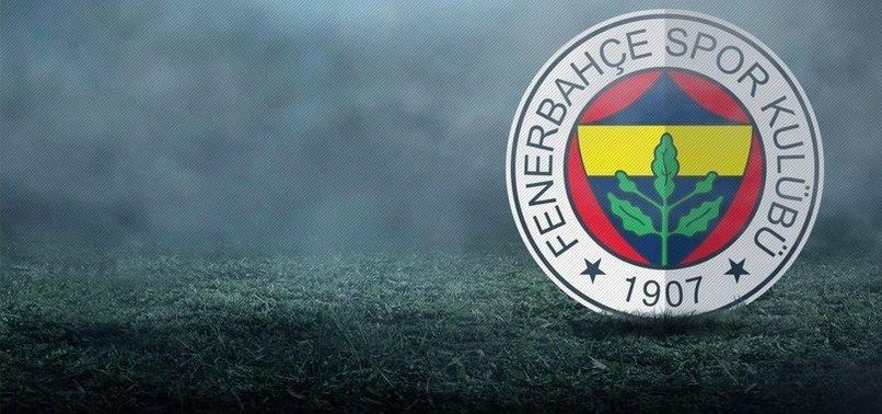 Yıldız oyuncu Fenerbahçe'de!