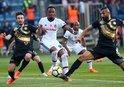 Osmanlıspor-Beşiktaş maçından göremedikleriniz